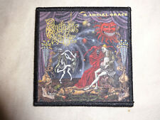Old Rar Psychotic Waltz Patch Unworn New Progressive Heavy Metal Spiral Architec
