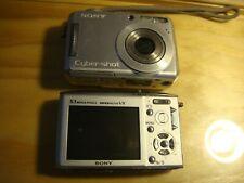 2 Sony Cyber-shot DSC-T5 Digital Camera 5.1MP/sony cyber shot n50 READ
