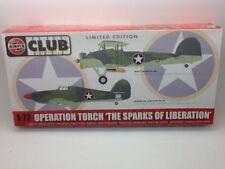 Airfix Club Kit - Operation Torch Swordfish & Hurricane 1:72 Scale