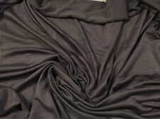 Micro Bamboo Spandex Jersey Knit Fabric Ecofriendly HighEnd Fabric CHARCOAL 9 oz