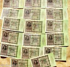 Marco alemán de 1922 50000 Reichsbanknote