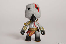 NEUF / NEW Figurine KRATOS God Of War Collector - Little Big Planet Sackboy RARE