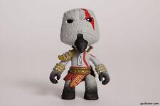 NEUF / NEW Figurine KRATOS God Of War Collector - Little Big Planet Sackboy RARE