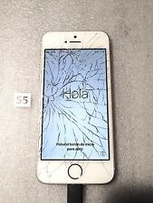 Apple iPhone 5s 16Gb A1533 Gold Telus AS IS #55