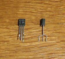 10 Transistoren  SC 239 E ( = BC 239 )