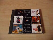 CD Soundtrack - Sound of Cinema Vol 1: Ray Parker Jr Glenn Frey Klaus Doldinger