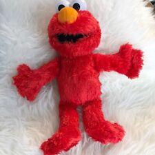2016 Sesame Street Hasbro Tickle Me Elmo Plushie Stuffed Animal Toy