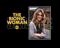 BIONIC WOMAN 8X10 Photo Z07 LINDSAY WAGNER ABC-TV promo