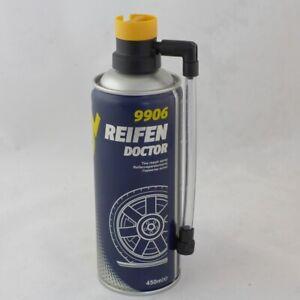 Mannol 9906 Reifen Doctor Reifendichtmittel Reifenreparatur Reifendicht 450ml