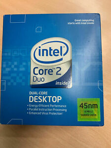 Intel Core 2 Duo E8600 Wolfdale Dual-Core 3.33 GHz LGA 775 65W Processor