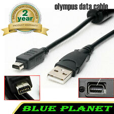Olympus E-P2 / Mju- Mini DIGITAL S / E-P3 / E-PL1 / USB Cable Data Transfer Lead