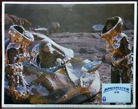 Sci-Fi Horror Spacehunter LOT 4 ORIGINAL 1983 Lobby Cards Molly Ringwald