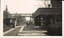 Grange Road Railway Station near Sharpthorne & East Grinstead.