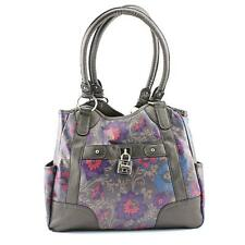 Rosetti Finders Keeper Four Poster Women Multi Color Satchel