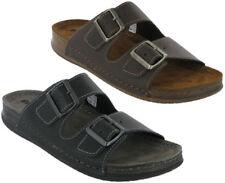 Sandalias de hombre en piel sintética