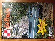 $$z Revue Le Train N°170 Alstom Valenciennes  Tours - Vierzon  BB 27000  040 D 1