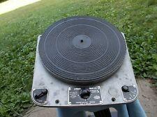 Garrard 301 Transcription Turntable Original owner Purchased Late 50's