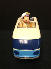 New listing Tokyo Disney Resort Mickey Mouse Train Monorail Bus Push & Roll Toy