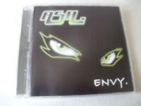 ASH - ENVY - UK CD SINGLE - PART 1