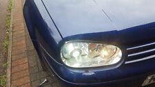 VW Golf MK4 R32 Gen1 Xenon Headlights With Ballast
