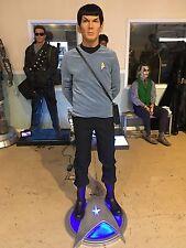 Life Size Star Trek Spock Full Size Leonard Nimoy 1:1 Statue Prop