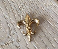 14K Pocket Watch Antique Watch Holder Fleur De Lis