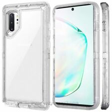 For Samsung Galaxy Note 10/ Note 10 Plus Case Transparent Clear Shockproof Cover