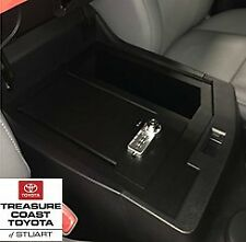 New Oem Toyota Sequoia 08-2018 & Tundra 07-2013 Center Console Safe