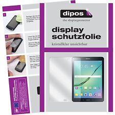 2x Samsung Galaxy Tab S2 9.7 Schutzfolie Folie klar Displayschutzfolie dipos