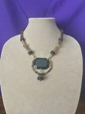 Handcrafted Jewelry- Reconstructed Necklace
