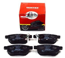 Mintex Pastillas De Freno Trasero Aston Martin Toyota MDB2925 (imagen real de parte)