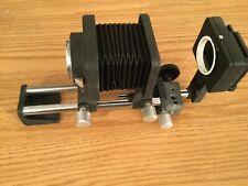 Nikon slide copying adapter ps 5 w bellows slide pb 5