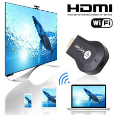 WiFi HDMI Anycast Miracast Airplay TV 1080P Wireless Display Dongle Adapter DHH
