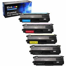 5PK TN-336 TN336 Black and Color Toner Cartridges Set for Brother HL-L8250CDN