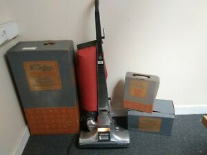 Kirby Heritage Turbo Vacuum Cleaner, LOADS of attachments, Rug Renovator WORKING