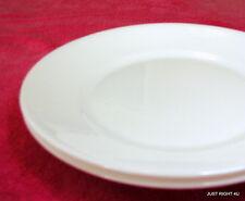 """{SET OF 2} Arcopal France (Restaurant White) 9 1/4"""" DINNER PLATES (5 sets avail)"""