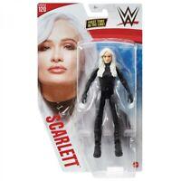 WWE Mattel Scarlett Series 120 Basic Figure