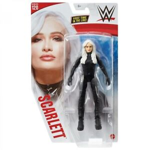 WWE Mattel Scarlett Series 120 Basic Figure