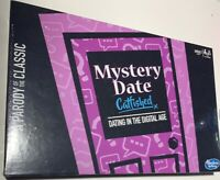 NEW Hasbro Classic Mystery Date Catfished Adults Parody Board Game