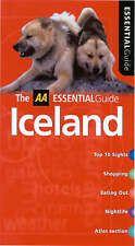 Essential Iceland (AA Essential), Stonehouse, Ann | Paperback Book | Acceptable