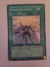Yugioh! Solar Recharge - ANPR-ENSE1 - Super Rare - Limited Edition Near Mint, En