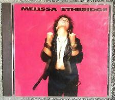 Melissa Etheridge Cd 1988 (a36) Rock Pop Acoustic