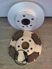 MINI F55 F56 F57 FRONT BRAKE DISCS & PADS + SENSOR WIRE 1.2 1.5 2014>>>
