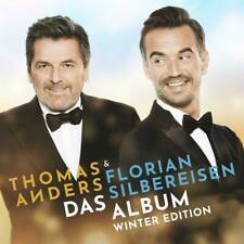 Thomas Anders & Florian Silbereisen - Das Album Winter Edition      2 CD NEU OVP