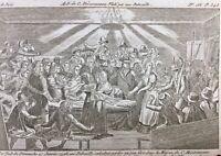 Accouchement 1793 Désormeaux Gynécologie Sage Femme Révolution Française