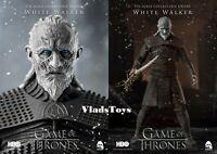 Game of Thrones GOT White Walker 1/6 Scale ThreeZero 3Z0037 Standard Version USA