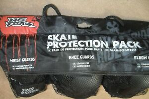 No Fear    Skate protection Pack      X Large