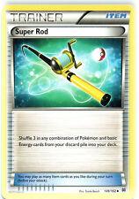 4 x Super Rod - 149/162 - Uncommon Pokemon XY Breakthrough