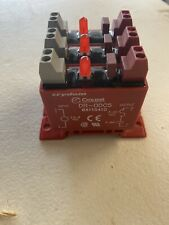 Crydom Crouzet DR-ODC5 DR-0DC5 Solid State Relay Module Set Of 3