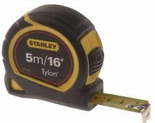 Stanley 5m 16FT CLASSE II Ruban de mesure avec mat 19mm Tylon Lame, 030696